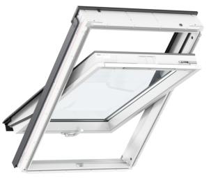 Okno dachowe VELUX dolne otwieranie - drewniano-poliuretanowe