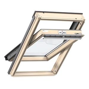 Okno dachowe VELUX górne otwieranie - drewniane