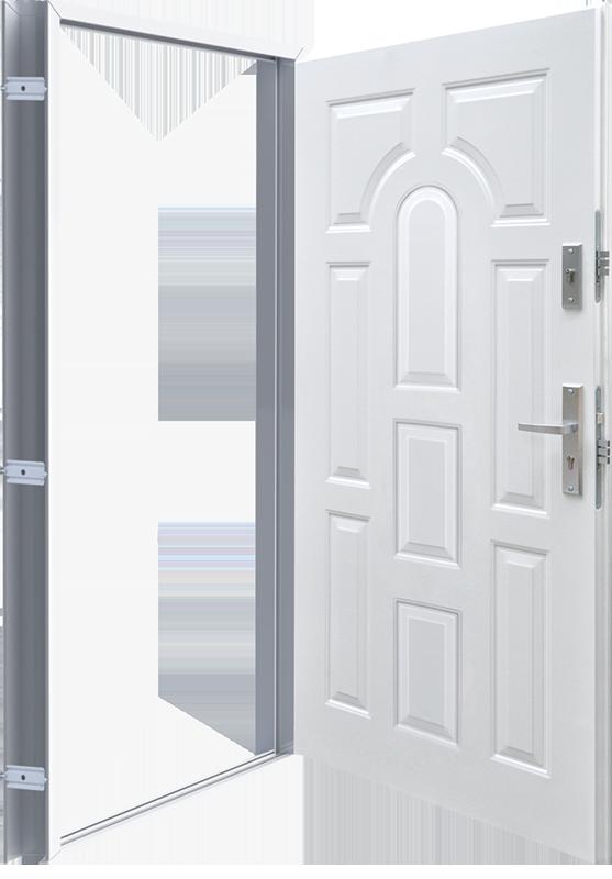 Drzwi wejściowe KMT standard