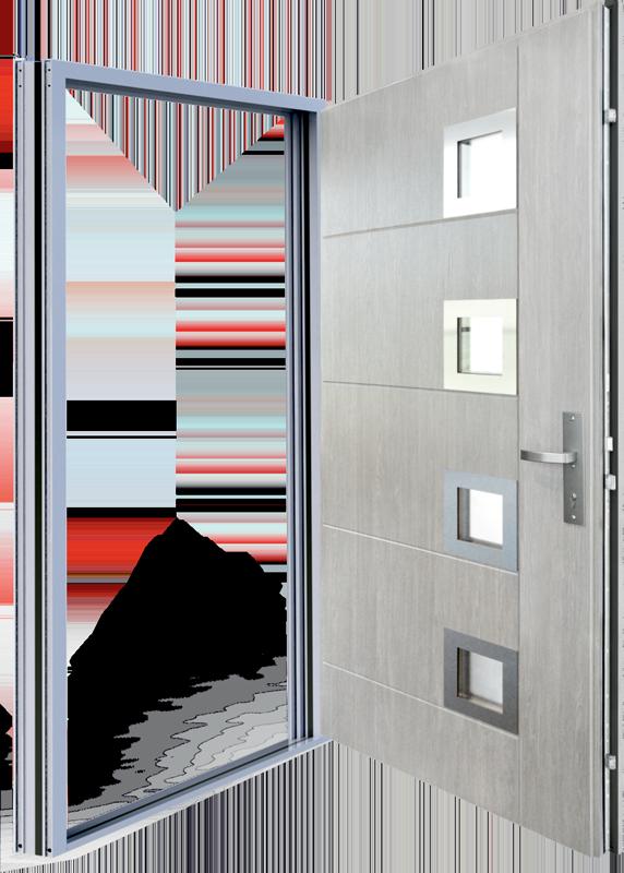 Drzwi wejściowe KMT supertherm 90