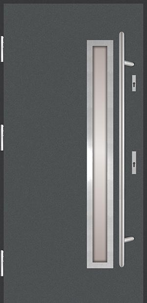 Drzwi zewnętrzne MARTOM
