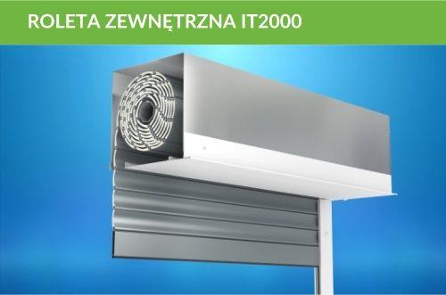 Roleta zewnętrzna IT2000