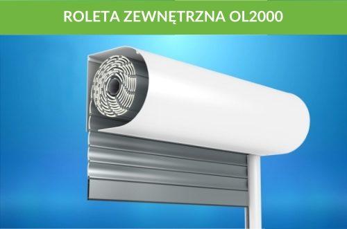 Roleta zewnętrzna OL2000