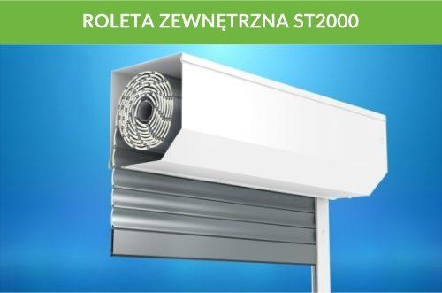 Roleta zewnętrzna ST2000